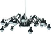 Светильник подвесной Spinne C2 BK, черный за 35000.0 руб