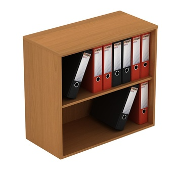 Мебель для персонала Стеллаж низкий за 2 871 руб