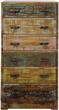 Корпусная мебель Комод высокий Vintage Colore, 6 ящиков за 54900.0 руб