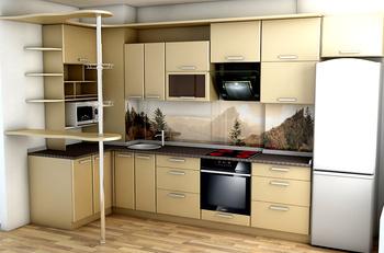 Кухонные гарнитуры Кухонный гарнитур за 18 000 руб