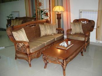 """Комплекты мягкой мебели Комплект мебели из ротанга """"Версаль"""" за 123 300 руб"""