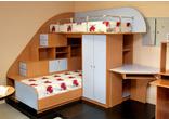 Детская кровать двухъяростная за 15000.0 руб