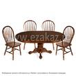 Столы и стулья Стол овальный раскладной 4872 STC за 15600.0 руб