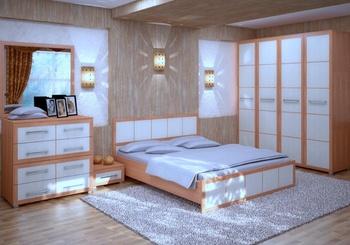 Спальни Бали за 50 000 руб