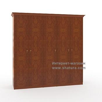 Шкафы распашные Лорена-М Орех за 19 240 руб