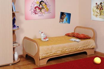 """Детские кровати Кровать """"Школьник"""" за 4 750 руб"""