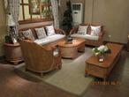 """Комплект мебели из ротанга """"Парадиз"""" за 146600.0 руб"""