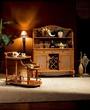 Корпусная мебель Буфет арт.8008В за 49700.0 руб
