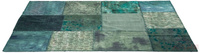 Ковры Ковер Patchwork Velvet Turquise 170x240 за 18600.0 руб
