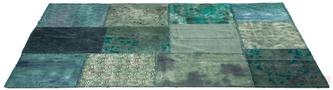 Ковер Patchwork Velvet Turquise 170x240