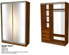 Корпусные шкафы-купе Шкаф-Купе за 10000.0 руб