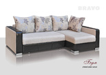 Мягкая мебель Угловой диван малый БУМ за 23400.0 руб