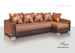 Мягкая мебель Угловой диван большой БУМ за 26250.0 руб