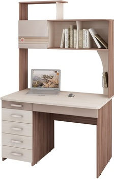 Компьютерные столы Стол письменный Британия 52.14 за 11 430 руб