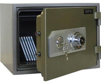 Сейфы и металлические шкафы Огнестойкий сейф - TOPAZ BSD-310 (320) за 7 270 руб