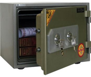 Сейфы и металлические шкафы Огнестойкий сейф - TOPAZ BSК-310 (320) за 7 270 руб