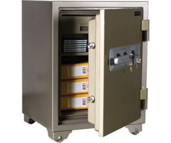 Сейфы и металлические шкафы Огнестойкий сейф - TOPAZ BSК-670 за 17 560 руб