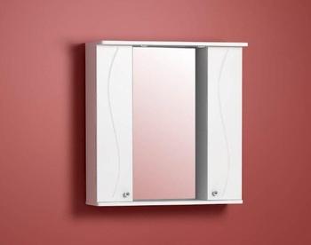 Шкафы МАКСИМ 75С Шкаф-зеркало навесной за 4 680 руб