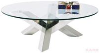 Столы и стулья Стол кофейный Crystal за 58400.0 руб