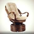Мягкая мебель Кресло вращающееся за 19500.0 руб