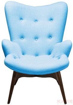 Кресла Кресло Angels Wings, синее за 44 300 руб