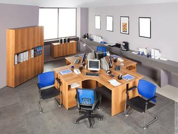 Мебель для персонала Старт за 4 478 руб