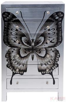 Комоды Комод высокий Butterfly 6 ящиков за 53 600 руб