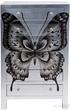 Корпусная мебель Комод высокий Butterfly 6 ящиков за 53600.0 руб