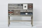 Корпусная мебель Комод Chalet, 14 ящиков за 149500.0 руб