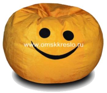 Бескаркасная мебель Кресло-мешок Smile за 5 299 руб