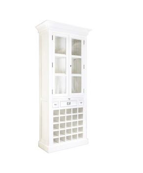 Буфеты и витрины Буфет Сканди с отделением для вина SH05-HH.WC.02 за 57 600 руб