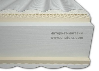 Беспружинные Ролл латекс за 10 490 руб