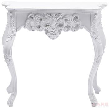 Туалетные столики Стол пристенный Ornament White Glossy Small за 22 100 руб