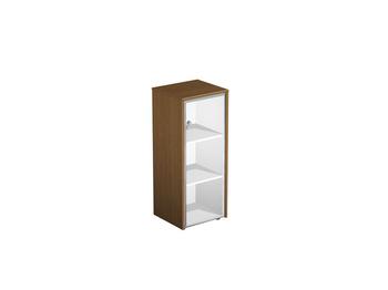 Мебель для персонала Шкаф для документов со стеклянной дверью правый за 15 162 руб
