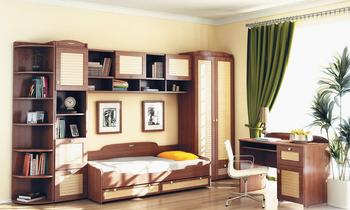 Комплект мебели Детская «Робинзон» за 34 035 руб