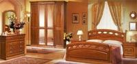 "Мебель для спальни Набор ""Кармен"" (1/01) б/к., б/м. ММ-139 за 189240.0 руб"