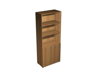 Мебель для персонала Шкаф высокий комби за 44 311 руб