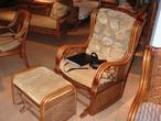 """Кресла-качалки Кресло-качалка """"Рузвельт"""" за 25900.0 руб"""