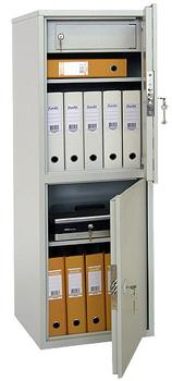 Сейфы и металлические шкафы Шкаф бухгалтерский 2-дверный SL-125/2T за 6 147 руб