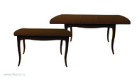 Столы и стулья Стол «Азалия 1400» за 16400.0 руб