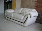 Кожаный диван за 85000.0 руб