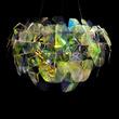 Светильник подвесной Mondstein C4, разноцветный пластик, хром. мет. за 45700.0 руб