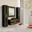 Мебель для ванной Зеркало Мурано черный глянец за 19000.0 руб
