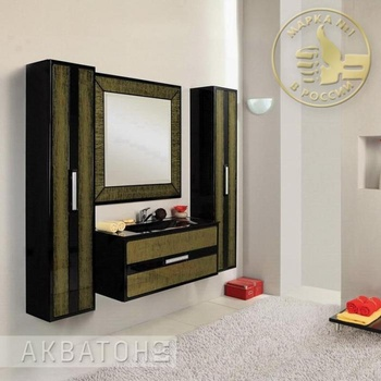 Зеркала Зеркало Мурано черный глянец за 19 000 руб