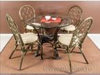 Мебель для кухни Плетёная мебель за 42600.0 руб