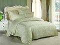 Однотонное постельное белье «Tencel Oliva» Евро