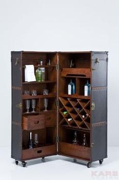 Буфеты и витрины Чемодан-кофр Bar Colonial за 83 200 руб