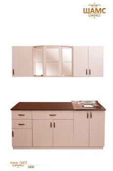 Кухонные гарнитуры Кухня ЛДСП 1800 за 13 410 руб