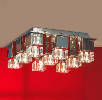 Светильники, бра, торшеры Lussole Италия LSA-1307-09 за 20 000 руб