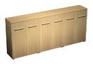 Шкаф для документов закрытый средний(стенка из 3 шкафов)